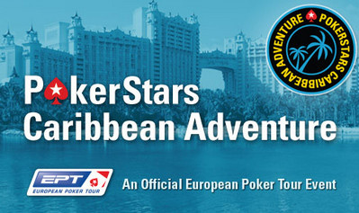 PokerStars Caribbean Adventure.