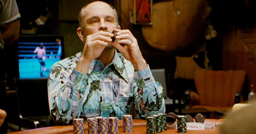 Целесообразность олл-ина за столом в покер.