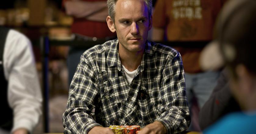 Покерист Аллен Каннингэм.