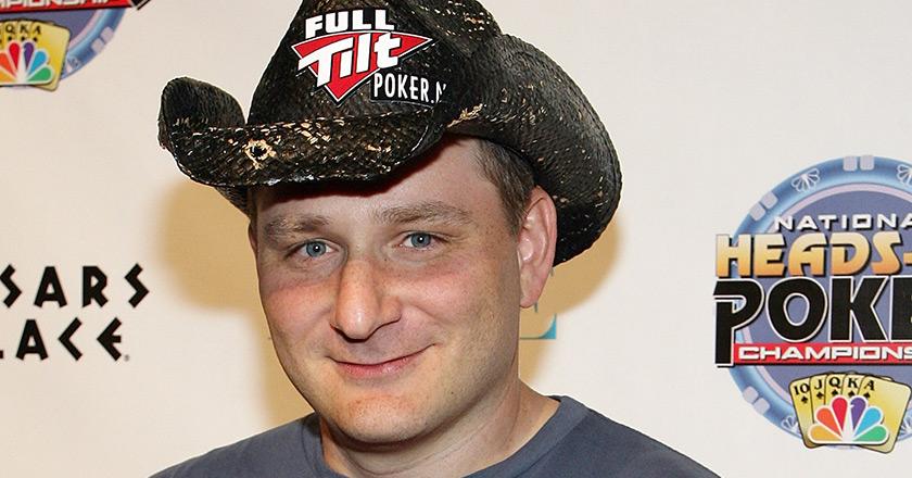 Покерист Энди Блох.