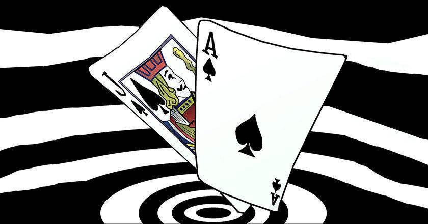 Игра в блекджек