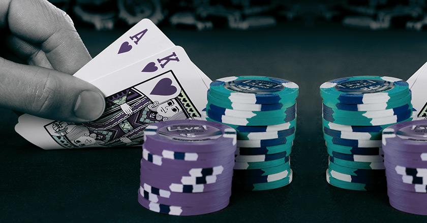Категории рук в покере.
