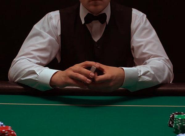 Функции дилера в покере