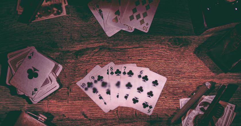 Покер, онлайн покер, Техасский Холдем.