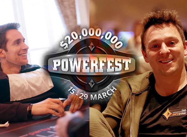 POWERFEST Round-Up: еще один финальный стол для Трикетта и Гросса