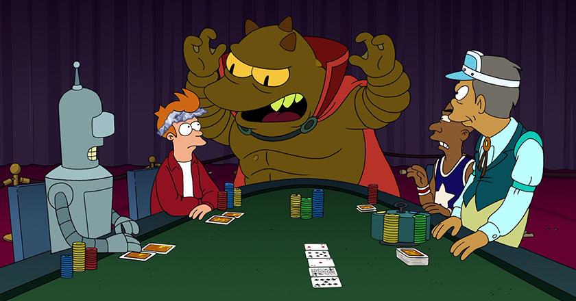 Стиль игры в покер.